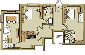Sella Apartment