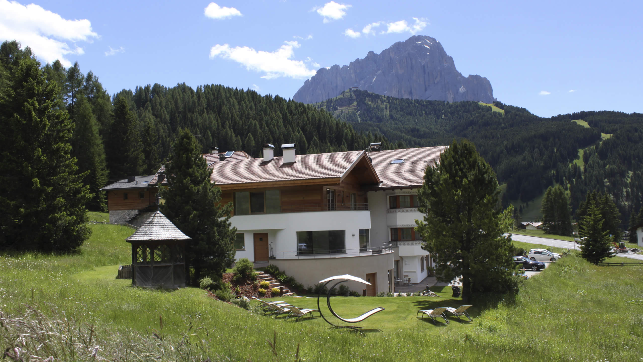 Garni Hotel Rosengarten Wolkenstein