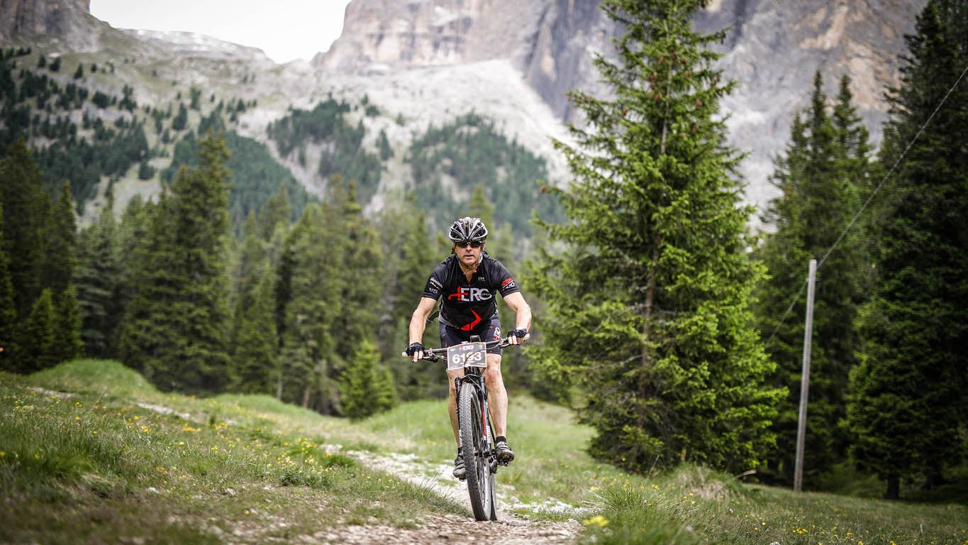 Sellaronda HERO in South Tyrol